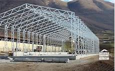 struttura capannone struttura in ferro per capannone 5 vantaggi adriatica