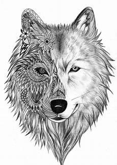 37 wolf zum zeichnen besten bilder ausmalbilder