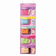clothes organizer days of the week days of the week hanging organizer lillian vernon
