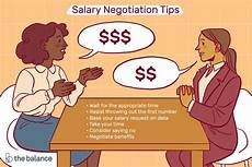 How Do You Negotiate Salary Salary Negotiation Tips How To Get A Better Offer