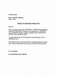 Sample Noc Noc Letter