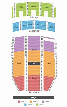 Paramount Asbury Park Seating Chart Concert Venues In Denver Co Concertfix Com