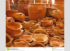 Pottery earthenware stock image. Image of amphoras, crocks