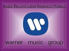 Major Record Labels Major Record Label Research Project