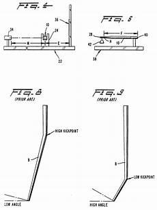 Golf Shaft Kick Point Chart Patent Ep0430912b1 Low Kick Point Golf Club Shaft