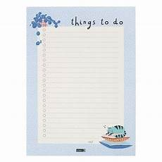 Do To Do List A5 To Do List Pad Sweet Lists Amp Planner Pads Kikki K