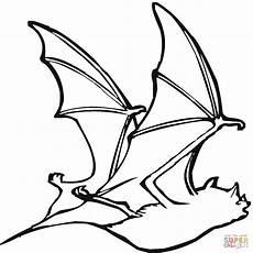 Fledermaus Malvorlagen Bat Drawing Outline At Getdrawings Free