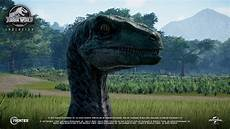 jurassic world evolution release date leaked from event