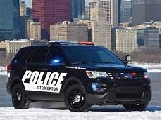 Cool Police Car Designs 2016 Ford Police Interceptor Utility Adds Cool Tech