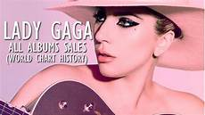 Album Chart History Lady Gaga All Albums Sales World Chart History 2008