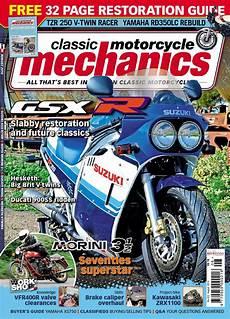 Motorcycle Mechanics Classic Motorcycle Mechanics August 2014 By Mortons Media