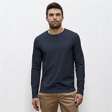 sleeve tees for mens organic cotton neck sleeve t shirt