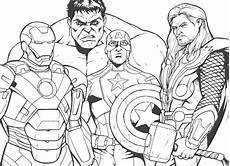 ausmalbilder iron drucken sie superheld marvel kostenlos