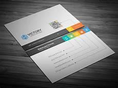 Plantillas Para Tarjetas De Presentacion 50 Tarjetas De Presentaci 243 N Para Editar En Photoshop Gratis