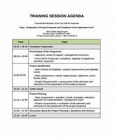 Training Agenda Template Word 44 Agenda Templates In Pdf Free Amp Premium Templates