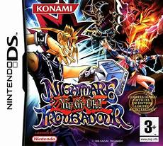 yu gi oh nightmare troubadour rom kostenlos downloaden