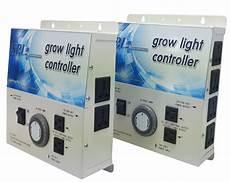 Grow Light Timer Controller Spl Horticulture Grow Light Controller 4plug 8plug With