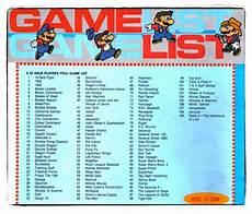 Video Game Checklist Spy Vs Spy Nes Release Gamingrebellion