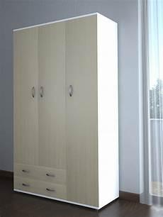 cassetti in kit armadio h 170 3 ante e 2 cassetti ctf mobili in kit