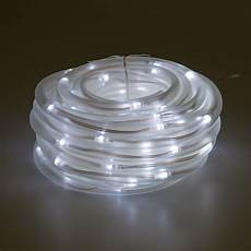 Solar Rope Lights Solar Powered 100 Led Rope Outdoor Garden Landscaping
