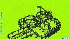 Rock N Roll Roller Coaster Lights On How To Rock N Roller Coaster Youtube