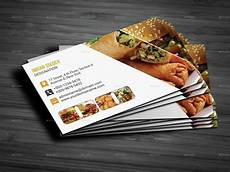 Restaurant Business Card Restaurant Business Card By Deviserpark Graphicriver