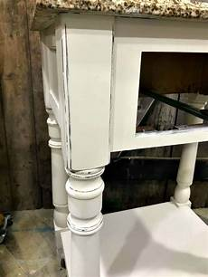How To White Paint How To Distress Painted Wood For A Fabulous Farmhouse Finish