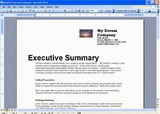 Executive Summary Word Template 43 Free Executive Summary Templates In Word Excel Pdf