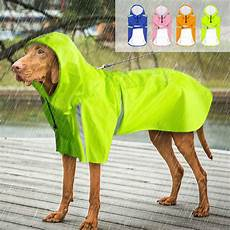 coats for dogs large rains waterproof coat small large reflective