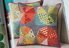 a stitch in dye mini pieces in modern patchwork