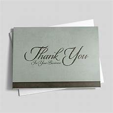 Business Thank You Cards With Logo Corporate Thanks Thank You Greeting Cards By Cardsdirect
