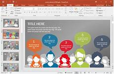 Social Media Ppt Templates Animated Social Network Powerpoint Template