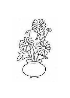 Ausmalbilder Blumenvase Ausmalbilder Blumenvasen12 Mit Bildern Malvorlagen