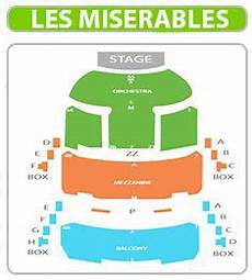 Lutcher Theater Orange Tx Seating Chart Les Miserables Seating Chart