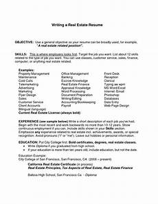 What Are Some Objectives For A Resumes General Resume Objective Examples Job Resume Objective