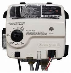 Honeywell Water Heater Control Valve No Light Honeywell 9007631 Electronic Ultra Lownox Water Heater Gas