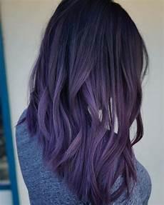 Light Brown Mauve Hair 35 Bold And Provocative Dark Purple Hair Color Ideas