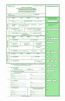 Blank Birth Certificate Forms Blank Birth Certificate Form Pdf Format E Database Org