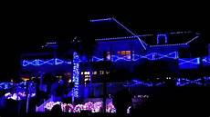 Carol Of The Bells Light Show Christmas Town Busch Gardens Tampa 2013 Carol Of The