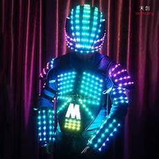 Led Light Up Jacket Edm Rave Outfit Light Up Led Suit Uv Dance Costumes Buy