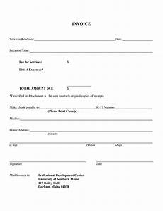 Receipt For Service Template Receipt Template For Services Rendered Printable Receipt
