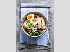 Easy Pork Ramen Recipe   olive magazine