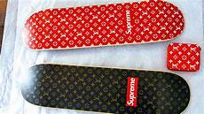 supreme skate now supreme x louis vuitton skateboard