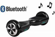 Scooter With Music And Light Instructions Black Self Balancing Scooter Hoverboard With Bluetooth