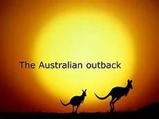 Australian Presentation Ppt The Australian Outback Powerpoint Presentation Free