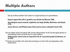 Works Cited Multiple Authors Mla Ppt Mla Format Powerpoint Presentation Free Download