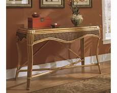 Bamboo Sofa Table 3d Image by Shorewood Rattan Console Table Kozy Kingdom