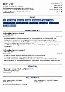 Resume Template Reviews Free Resume Templates For 2020 Download Now