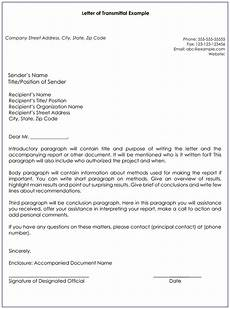 Transmittal Letter Templates Transmittal Letter How To Write 25 Best Samples Amp Examples