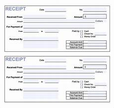 Free Download Receipt Template Free 17 Payment Receipt Templates In Excel Ms Word